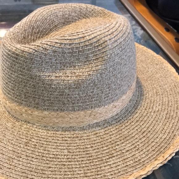Halogen Caslon Packable Panama Hat NWOT d5b1fea4c598